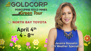 Green Tour North Bay 2019