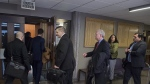 Interested parties attend Nova Scotia Supreme Court as Canada's largest cryptocurrency exchange seeks creditor protection in the wake of the sudden death of its founder and chief executive in December and missing cryptocurrency worth roughly $190-million, in Halifax on Tuesday, Feb. 5, 2019. THE CANADIAN PRESS/Andrew Vaughan