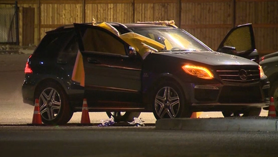 Two men were fatally wounded in an April 3 shooting in a northeast Calgary parking lot