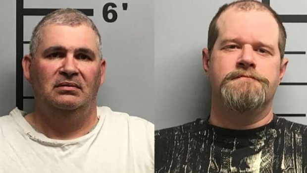 2 men trying on bulletproof vest shoot each other, later arrested
