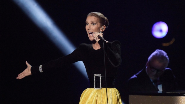 Celine Dion calls for self-acceptance