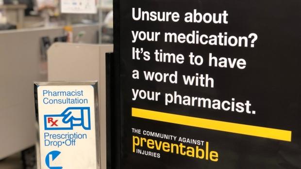 Prescription medication campaign
