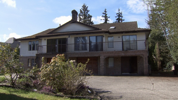A Surrey family says they were kicked out of their rental home when their landlord told them it would be demolished. Weeks later, new tenants had moved in.
