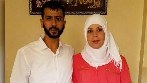Sami and Rounza Alnaimy