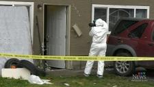 Man injured in Langford shooting