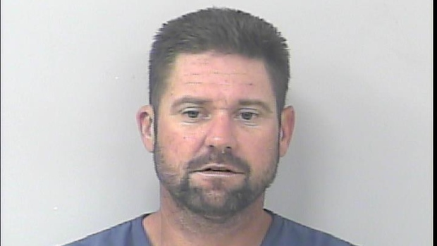 Florida man arrested for burglary minutes after leaving jail