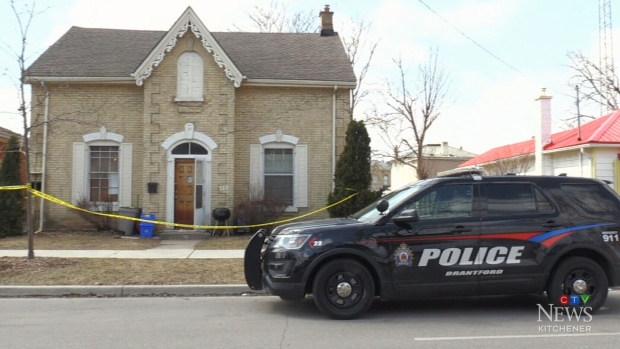 Homicide investigation underway in Brantford
