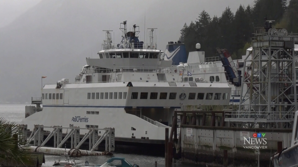 Vancouver Island travellers told to arrive early for ferries