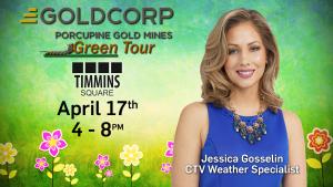 2019 Green Tour Timmins