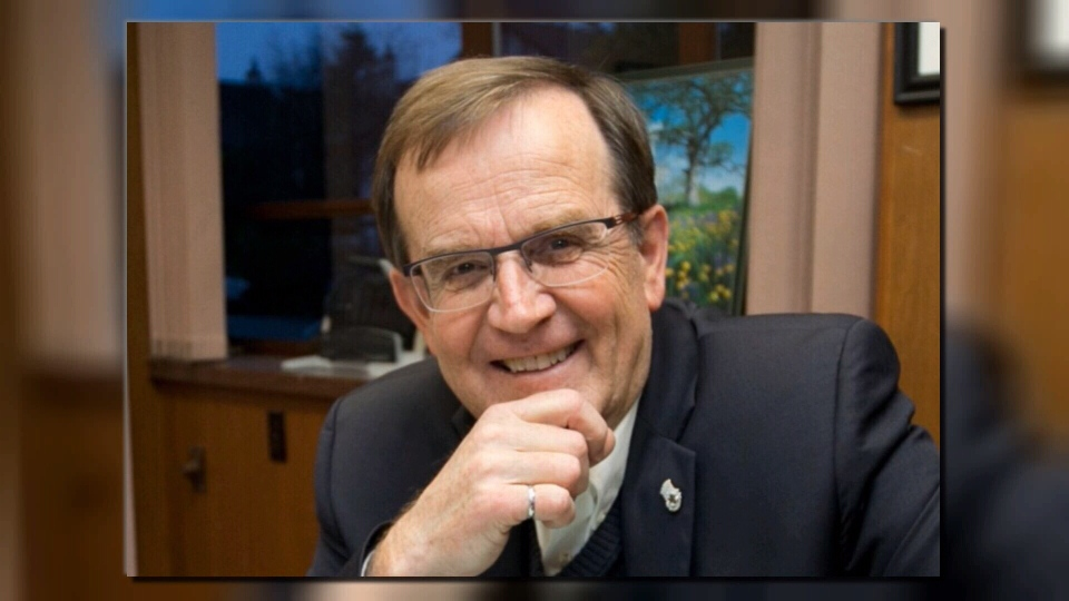 Former Oak Bay Mayor Nils Jensen died after a brief battle with cancer. (Submitted)
