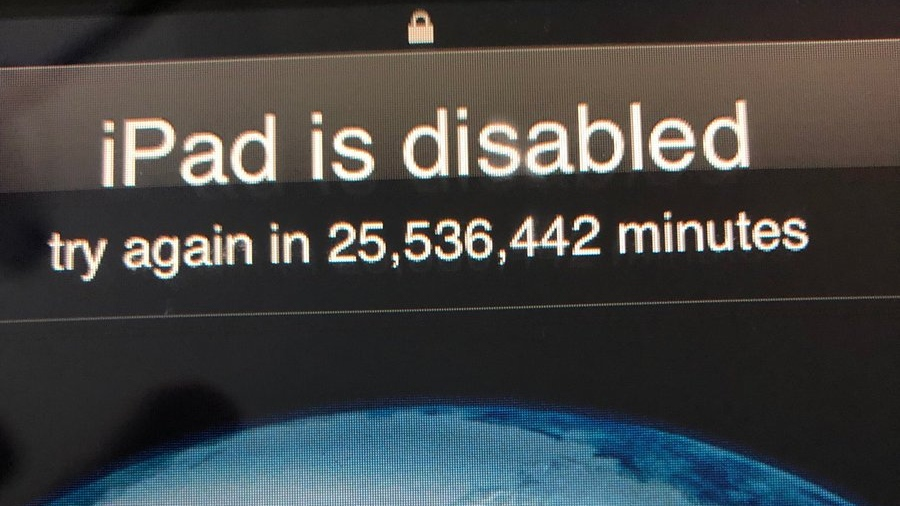 Evan Osnos iPad screen