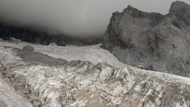 Global warming is shrinking glaciers faster than thought