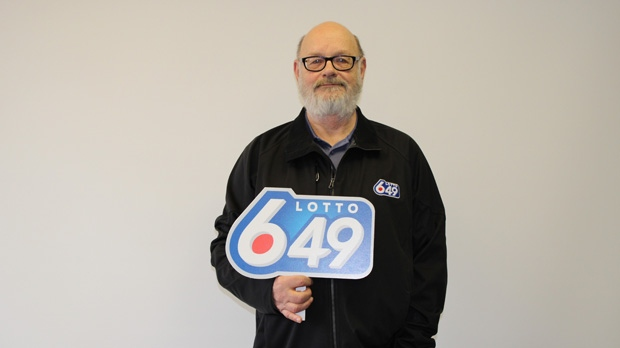 Murray Lewis is $13.3 million richer after a Lotto