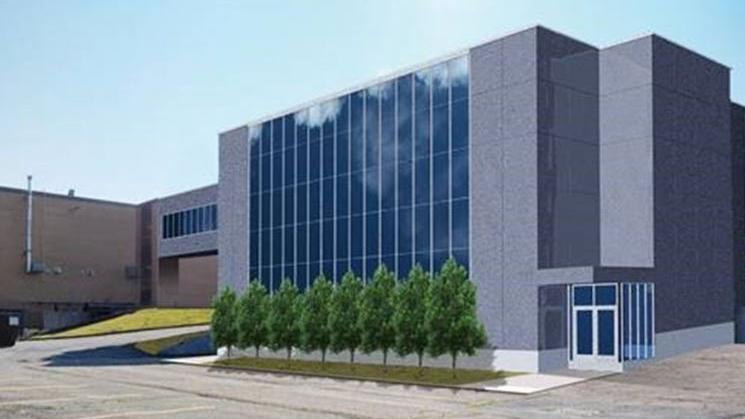 IT campus design