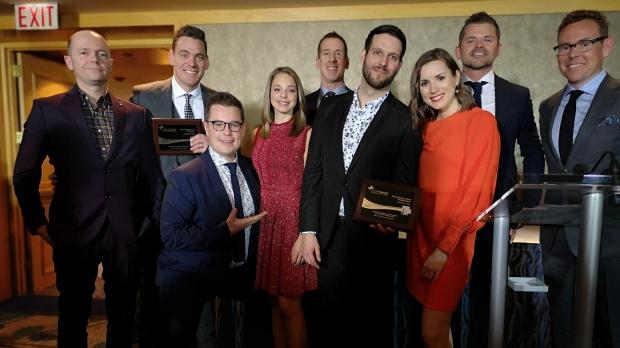 RTDNA awards victoria