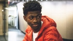 This undated image provided by Columbia Records shows rapper Lil Nas X, whose viral hit 'Old Town Road' was removed from Billboard's country charts because they said it wasn't country enough. (Eric Lagg/Courtesy of Columbia Records via AP)