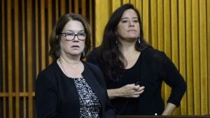 MPs Jane Philpott and Jody Wilson-Raybould