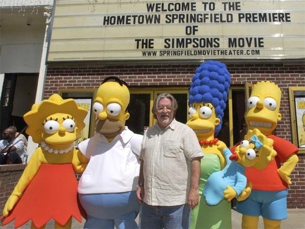 Springfield, Vt. debuts Simpsons | CTV News