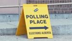 Advance voting station - Lethbridge