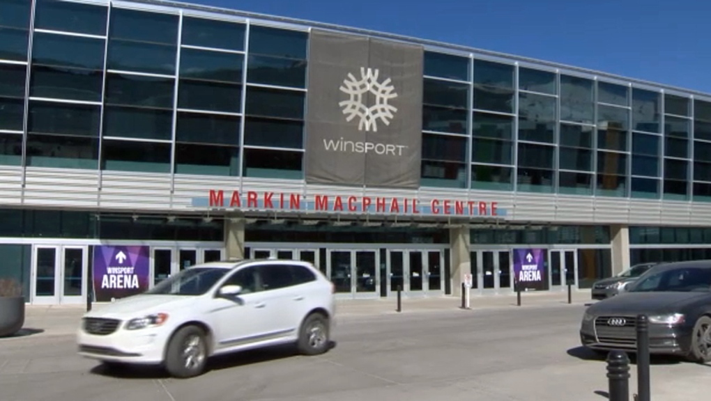 Markin Macphail Centre at WinSport