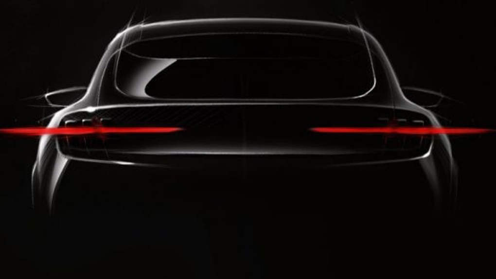 Ford's Mustang-inspired SUV