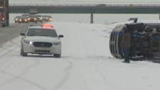 Highway 102 collisions