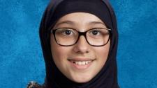 Zahraa Al Aazawi, Calgary missing