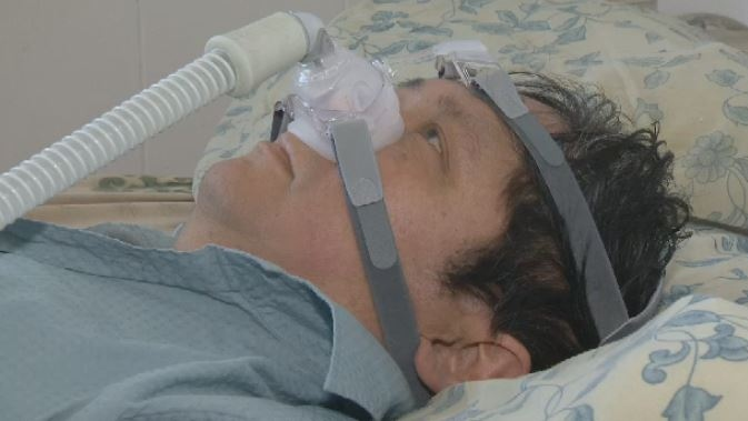 Ronald Yhap is one of the 30,000 Nova Scotians living with sleep apnea. He was diagnosed after undergoing a sleep study.