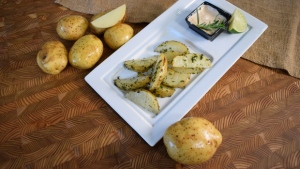 what's for dinner - potatoes