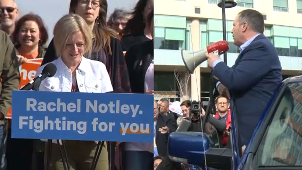 Things have gotten ugly in the 2019 Alberta election