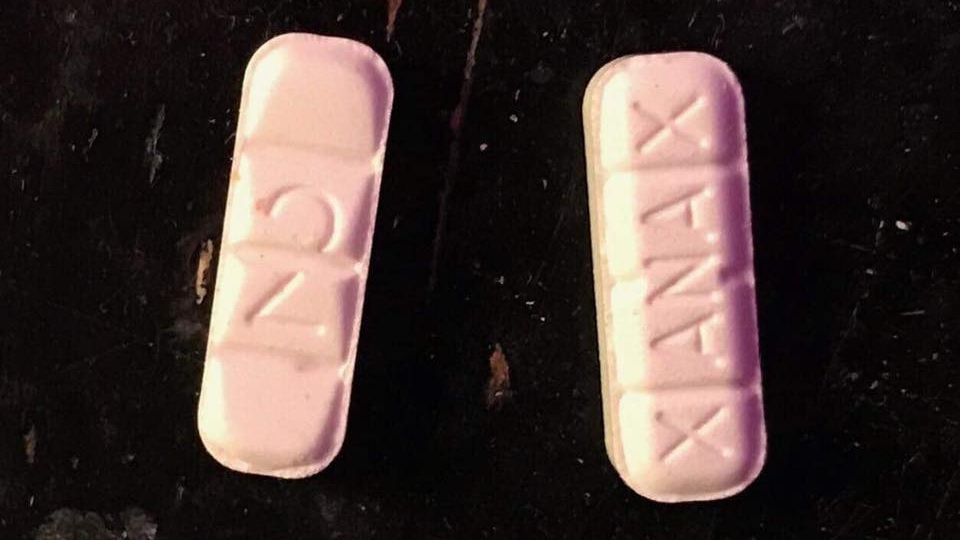 People in Halifax are being warned that fake Xanax pills containing fentanyl are circulating in the area. (Home Bass/Facebook)