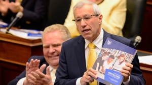 Power Play: Breaking down the Ontario budget