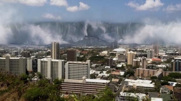 Disaster Wars: Earthquake vs. Tsunami