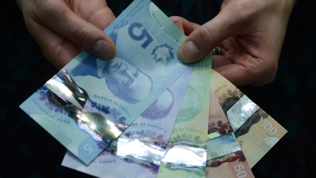 Canadian money Kitchener