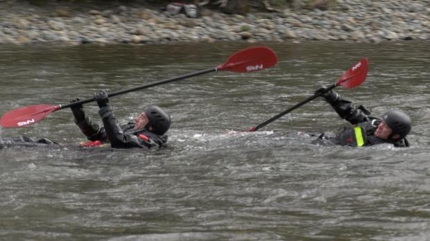 RCMP divers