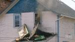 Fire devastates Saskatoon family