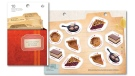 Canada Post's 'Sweet Canada' stamp set includes dishes from the West Coast to the Maritimes.