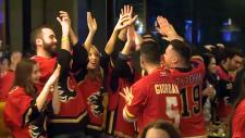 Calgary Flames, flanes fans