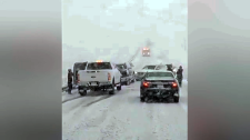 snow, spring snowstorm, crashes, roads, weather, h