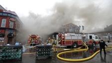 ByWard Market fire