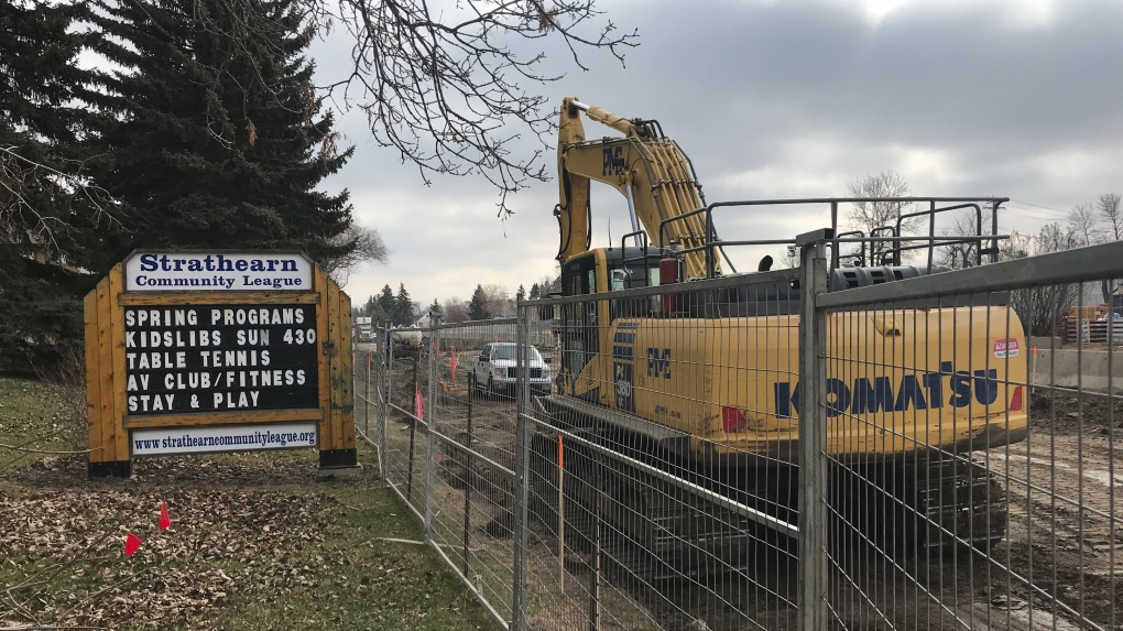 Full closure of 95 Avenue to start April 28 to facilitate LRT road construction