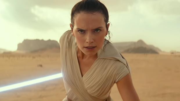 Image result for Screen captures the rise of skywalker