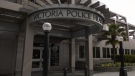 The Victoria Police Department headquarters is shown: April 12, 2019. (CTV Vancouver Island)