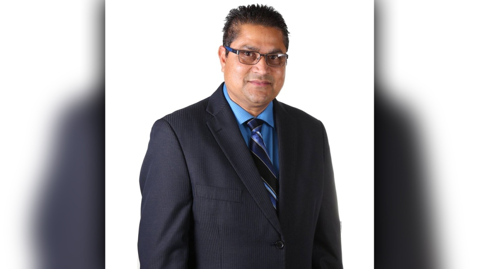 Undated image of Peter Singh, the UCP candidate in Calgary-East, whose auto repair business in SE Calgary was searched by RCMP on April 11, 2019