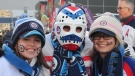 CTV videojournalist Megan Benedictson captured some of the faces in the crowd at the Whiteout Street Party on Friday, April 12.