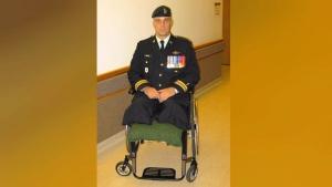 Major Mark Campbell