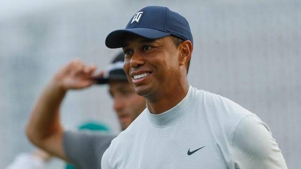 Masters 2019: Tiger Woods claims 5th US Masters title