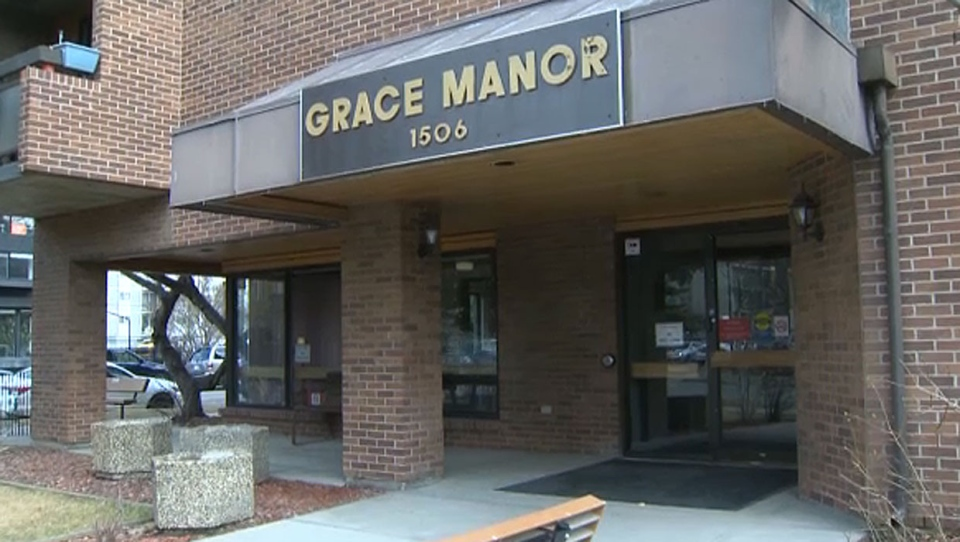 The family of a resident at Grace Manor in southwest Calgary says they want changes to be implemented at the facility after their mother's body went undiscovered for hours.