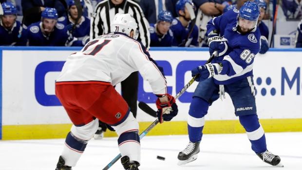 nhl slaps lightning forward nikita kucherov with one-game