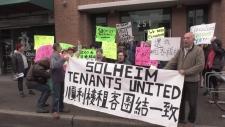 solheim tenants